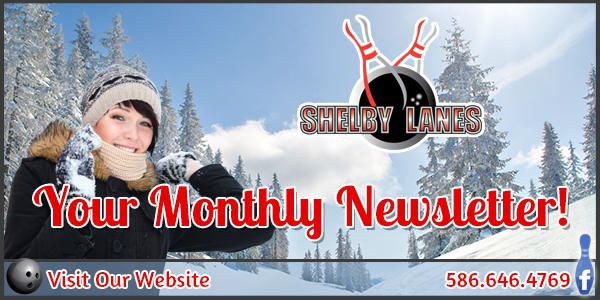 Monthly Newsletter!